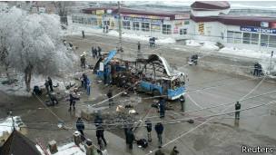 Минздрав: жертв взрывов в Волгограде уже 34