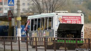 СКР: взрыв в Волгограде мог совершить мужчина