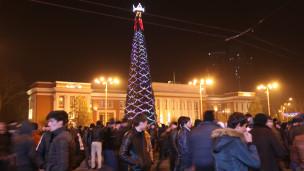 В Таджикистане официально запретили Новый год