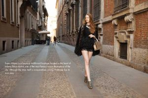 Super Milano: Luxurious multibrand boutique